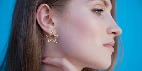 Isla Fontaine Cres earrings