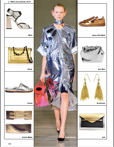 Isla Fontaine on Collezioni Accessori Magazine