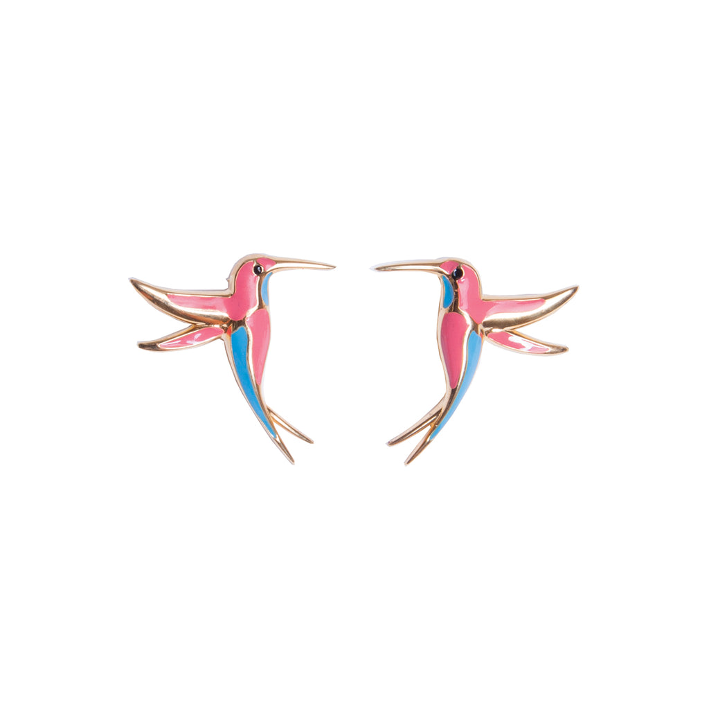 Isla Fontaine Colibrì earrings