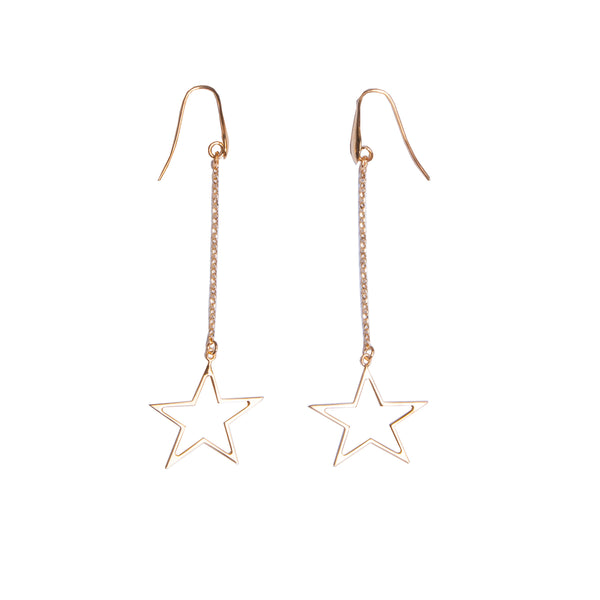 Isla Fontaine Cres drop earrings