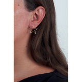 Isla Fontaine Cres stud earrings