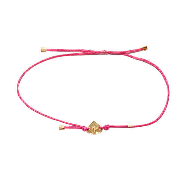 Friendship string bracelet