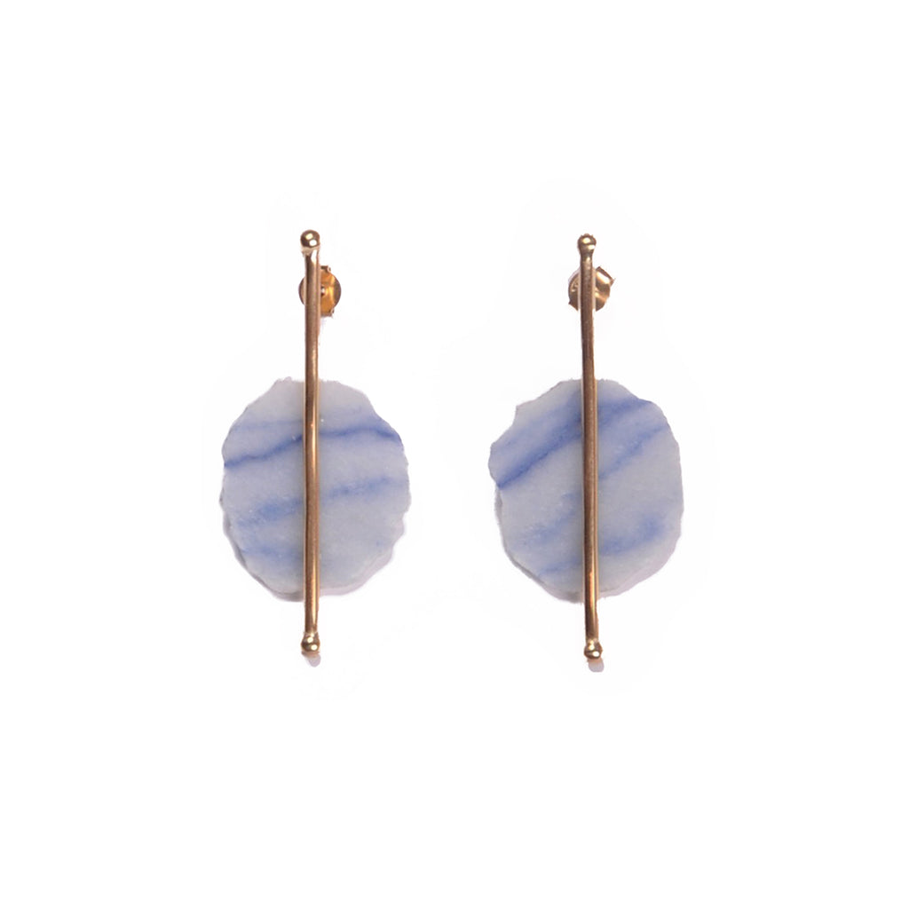 Isla Fontaine Kandinsky earrings