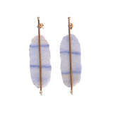 Isla Fontaine Kandinsky large earrings
