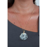 Isla Fontaine Klee necklace