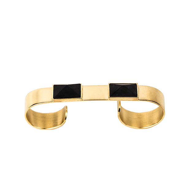 Stone gold multifinder ring