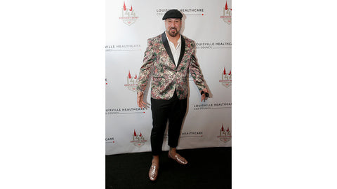 LOUISVILLE, KY - MAY 05: Singer Joey Fatone attends Kentucky Derby 144 on May 5, 2018 in Louisville, Kentucky. (Photo by Michael Hickey/Getty Images Louisville Healthcare CEO Council)