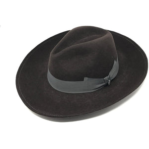 WINTER HAT, WIDE BRIM HAT