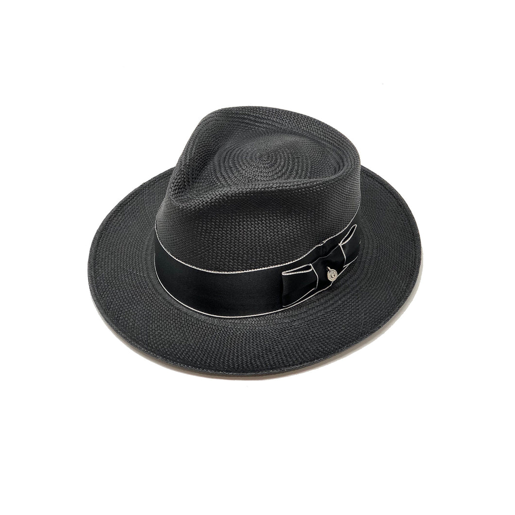 Black Diamond Panama Hat