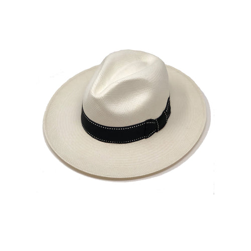 EnE Blanco Genuine Panama Hat