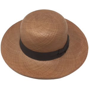 SUMMER HAT, WOMEN PANAMA HAT