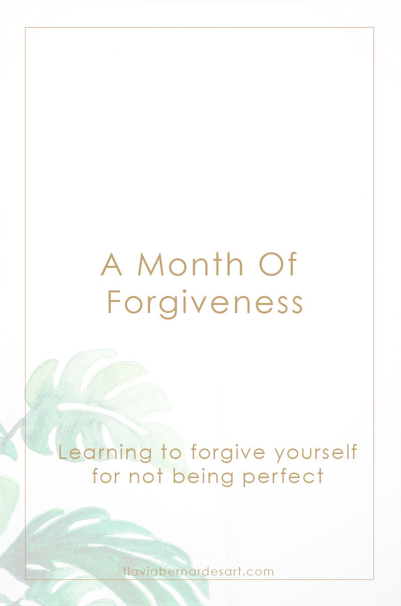 how to forgive yourself and find peace