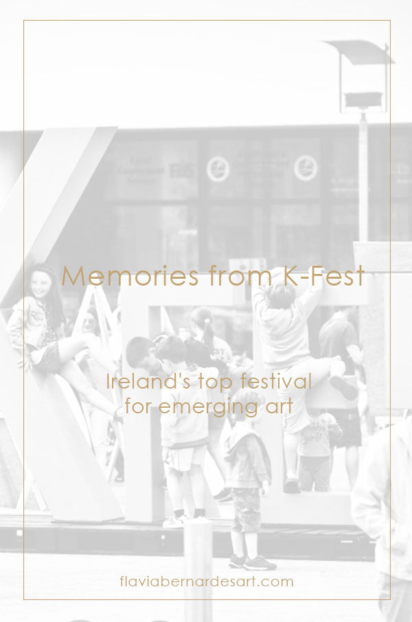 Memories from K-Fest - flavia bernardes art blog