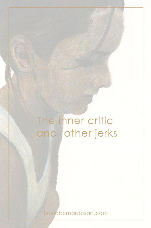 the inner critic and other jerks