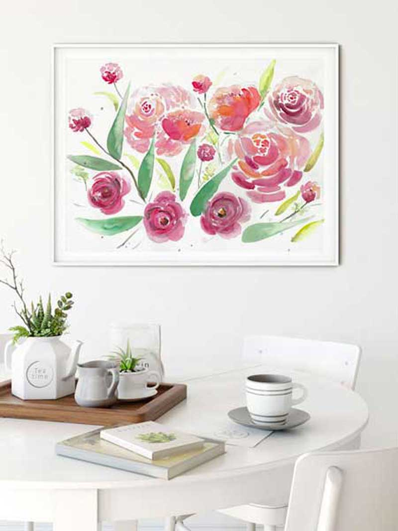 large-watercolor-pink-and-red-peonies-and-roses-art-print-by-flavia-bernardes-art