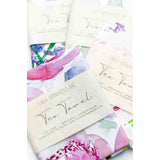 Beautiful watercolor tea towels Flavia Bernardes Art