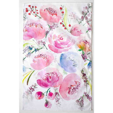 beautiful-floral-watercolor-tea-towel
