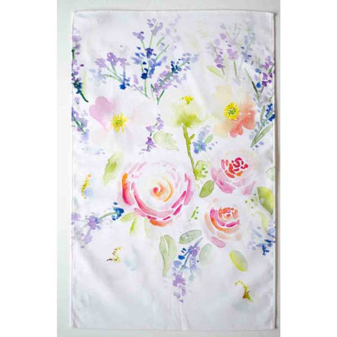 floral-watercolor-tea-towel