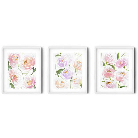 set-of-three-modern-watercolor-flowers-wall-art-flavia-bernardes-art