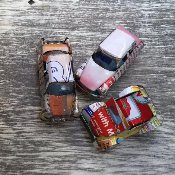 CAN MODEL CARS