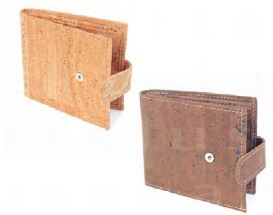 CORK WALLET - MENS