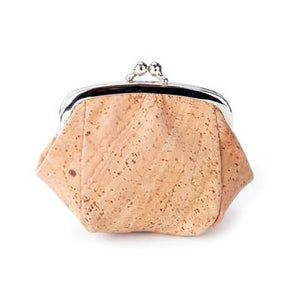 CORK BUTFLY COIN PURSE