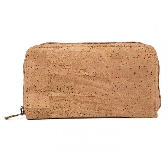CORK ZIP WALLET