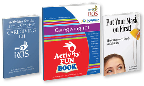Caregiving Book Package - Special Offer