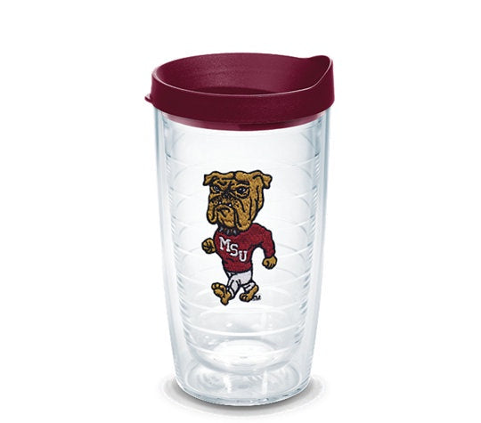 MSU Walking Bully Tumbler