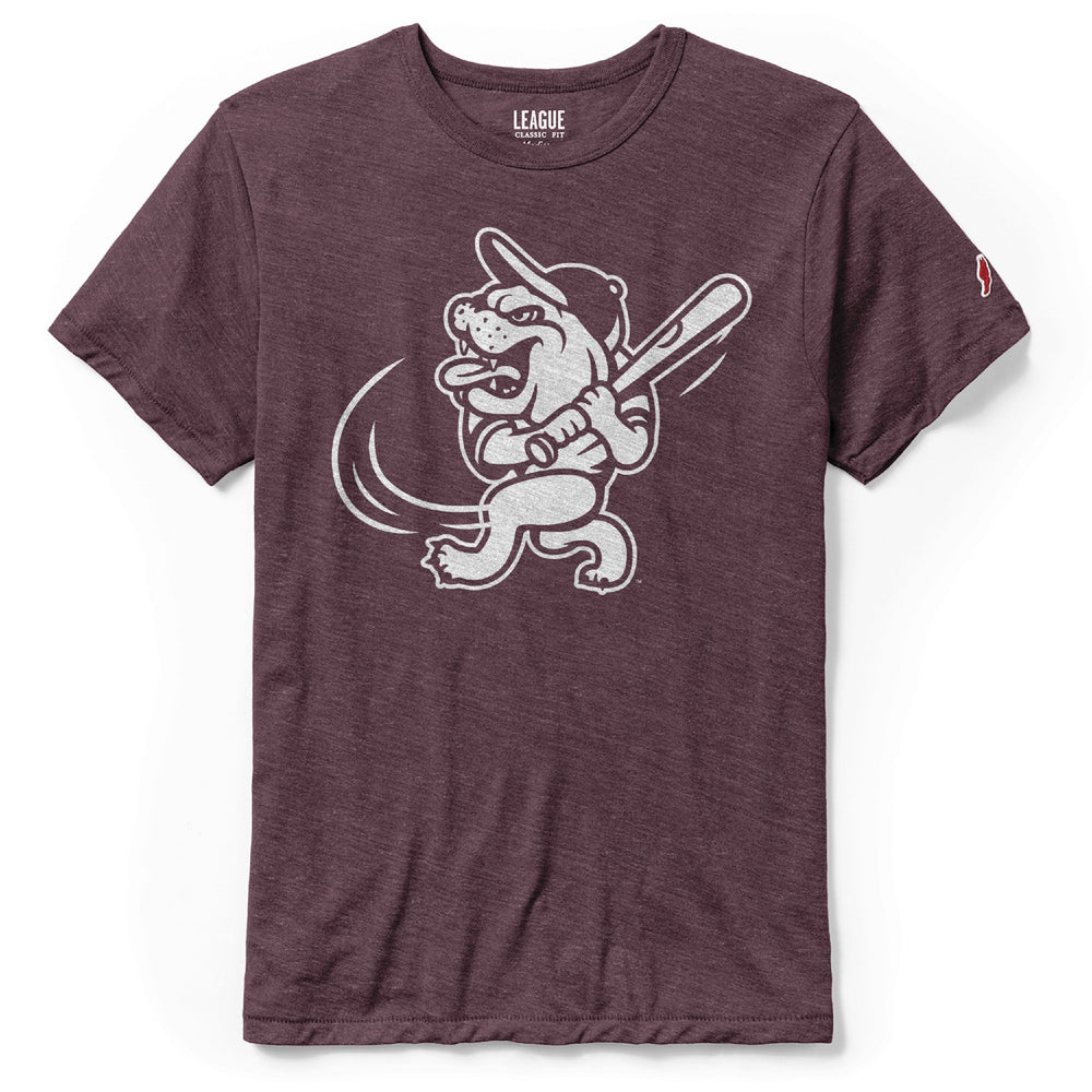 Swinging Bully Triblend Tee
