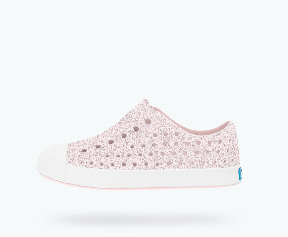 Jefferson Bling- Milk Pink Bling