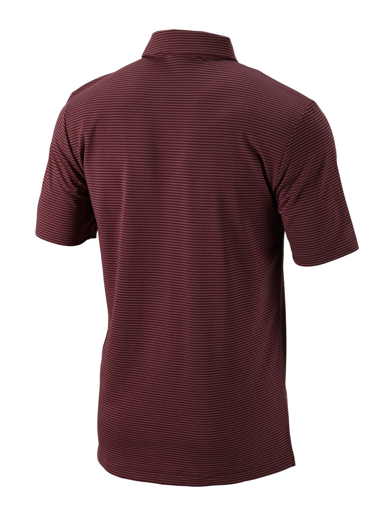 MSU Omni-Wick One Swing Polo - Maroon