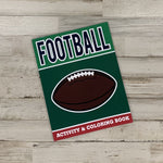 Football Activity Book