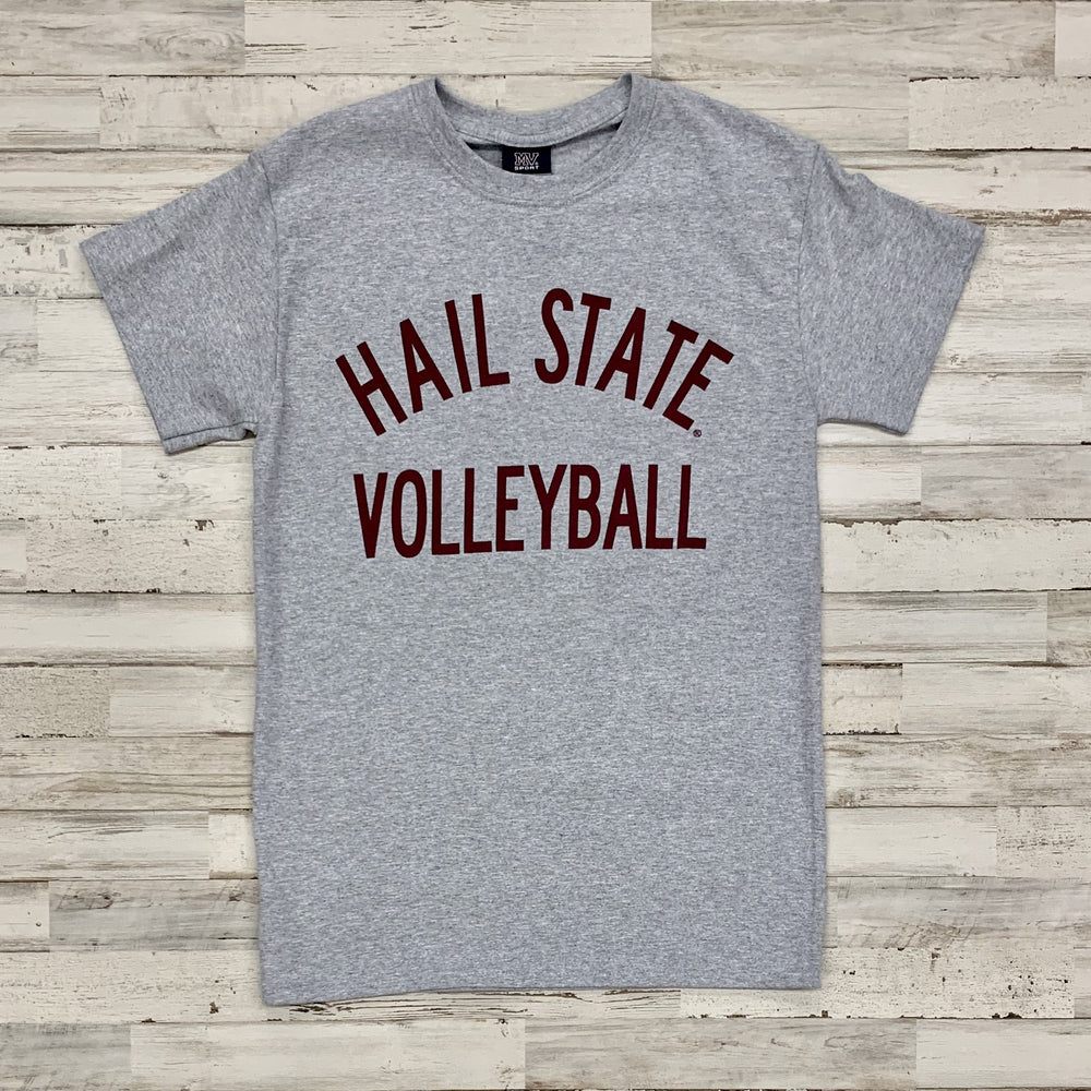 Hail State Volleyball Tee