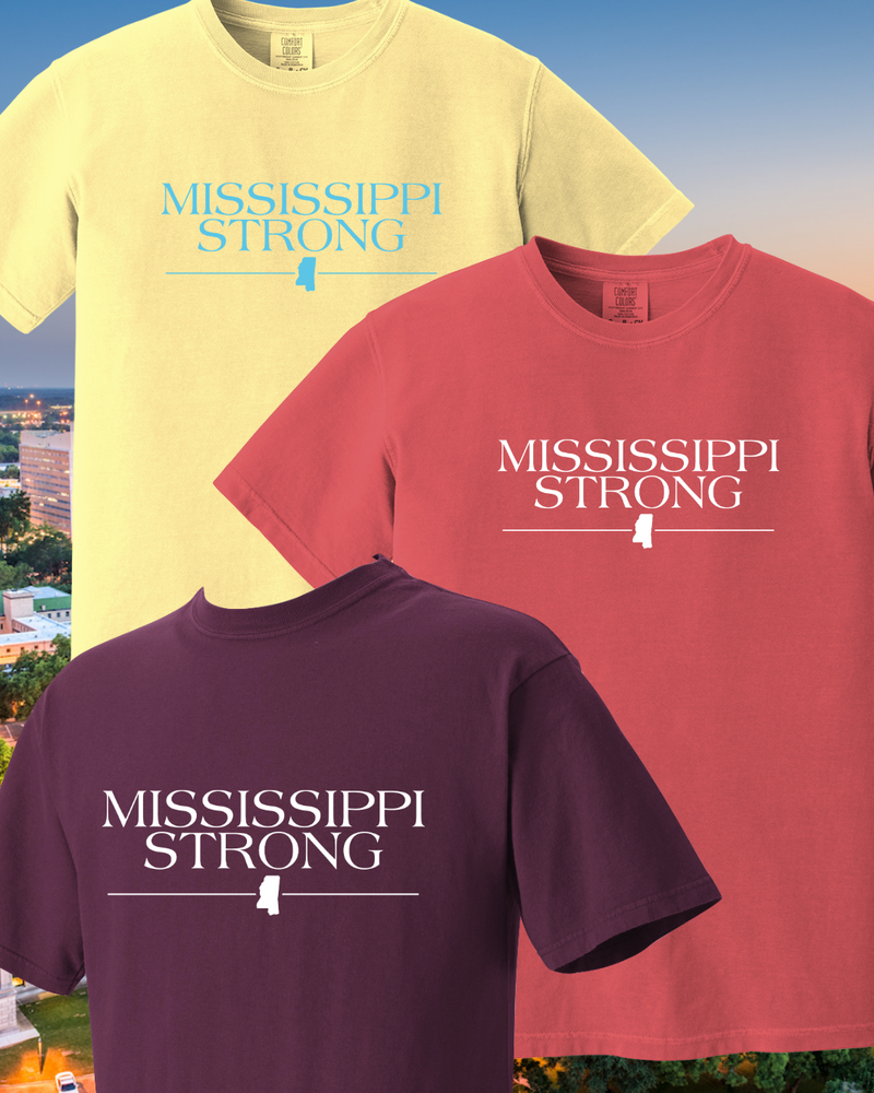 Mississippi Strong Tee
