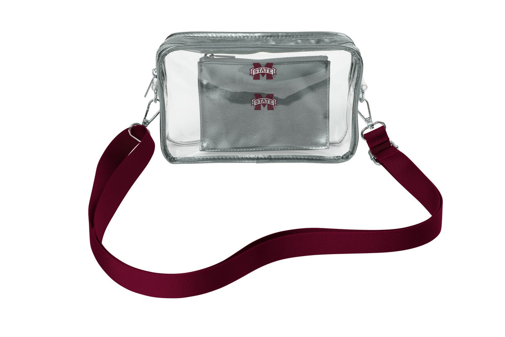 MSU Stadium Crossbody