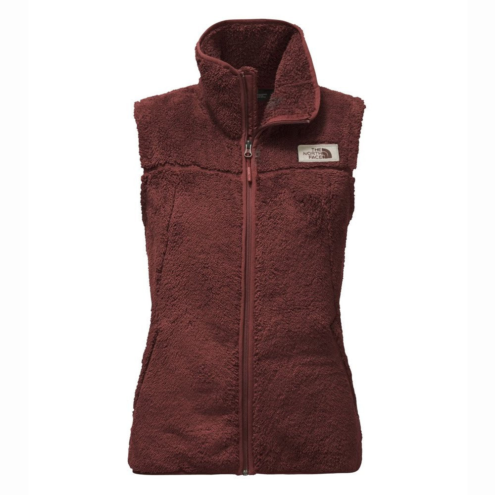 Campshire Vest - Sequoia Red