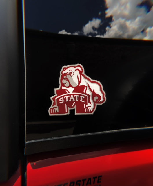 Bully Over MState Decal