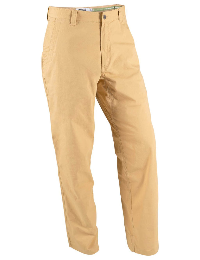 M All Mountain Pant-Relaxed Fit -Yellowstone