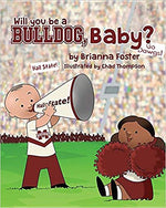 'Will you be a bulldog, baby?' children's book