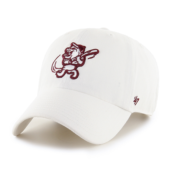 Swinging Bully Clean Up Cap White