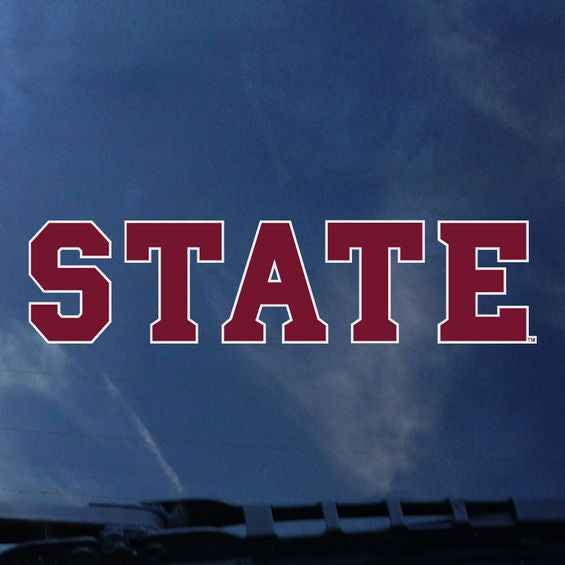 State Block Decal