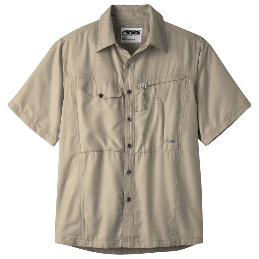 Trail Creek SS Shirt Truffle