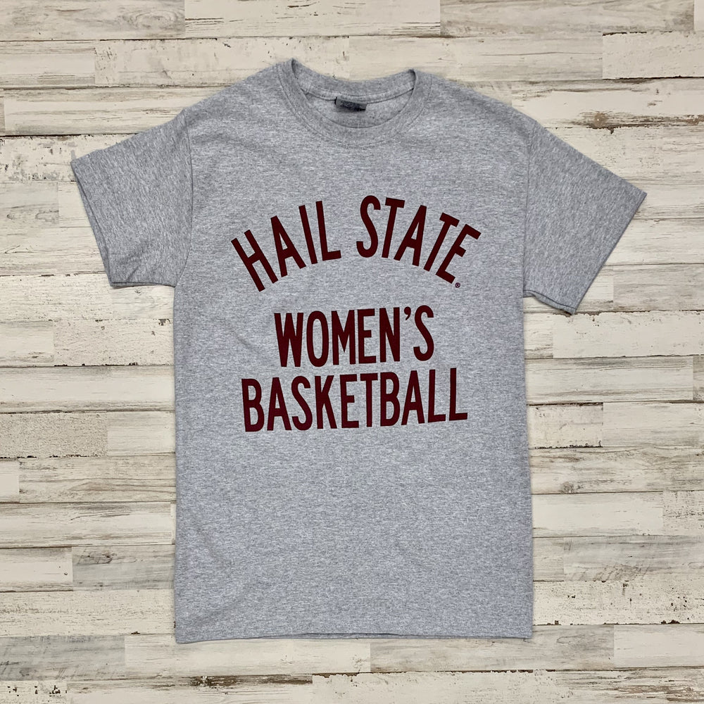 Hail State Women's Basketball Tee