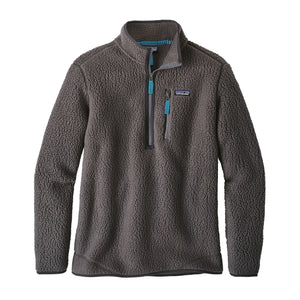 M's Retro Pile Pullover - Forge Grey