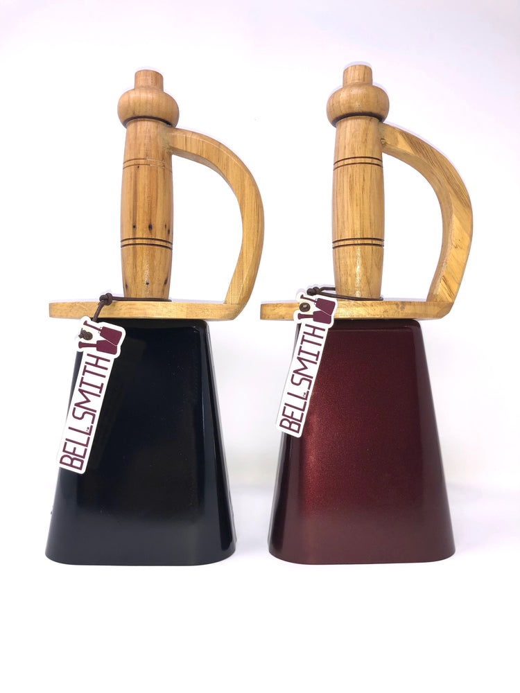 Sword Handle Cowbell