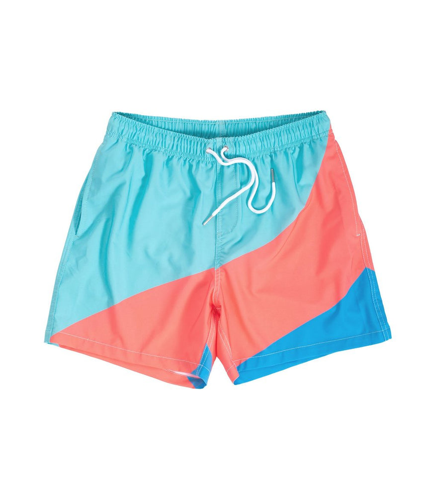 Danger Zone Swim Shorts