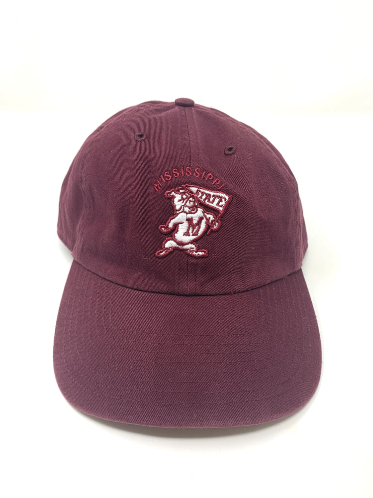 Pennant Bully Clean Up Cap - Maroon