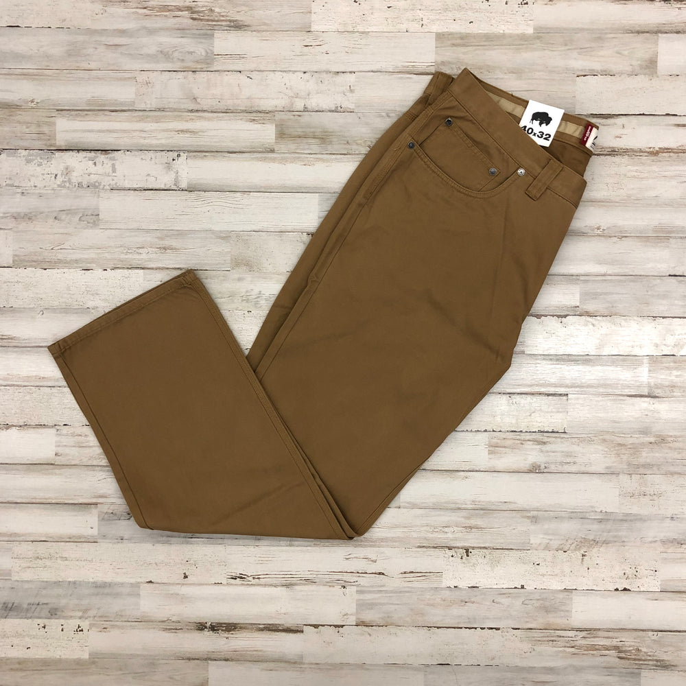 Canyon Twill Pant Classic Fit Ranch