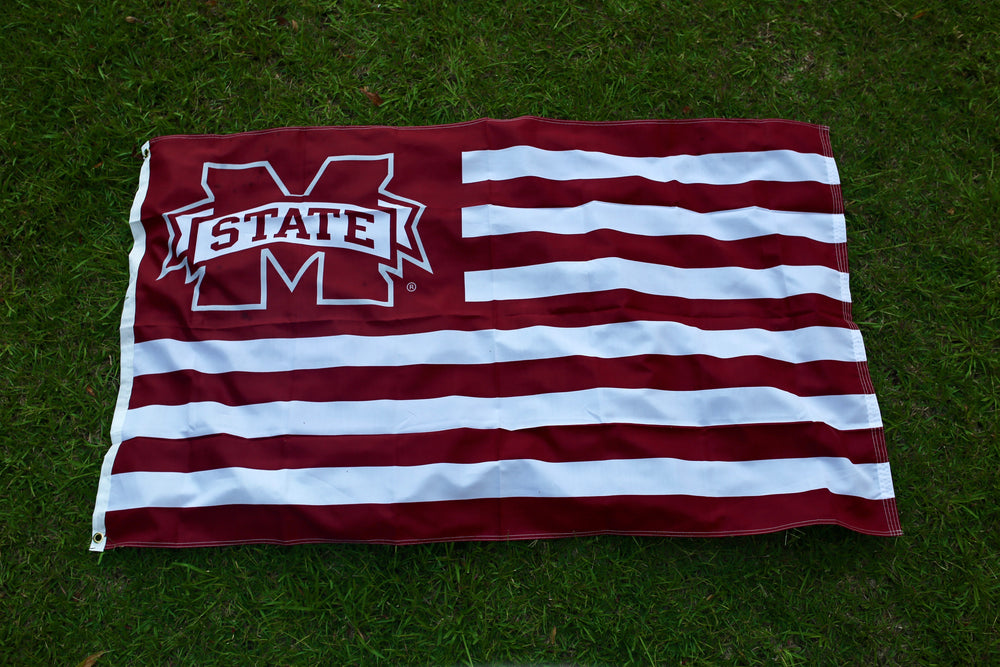 MState Striped Flag